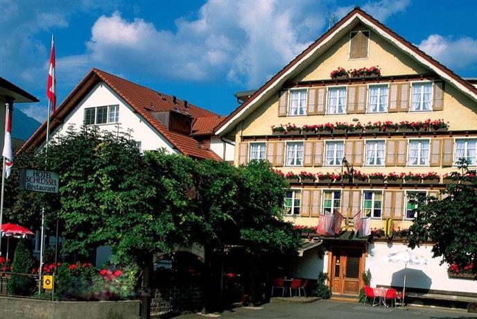 Landgasthof Schlussel Alpnach