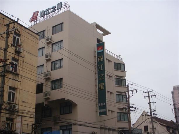 Jinjiang Inn Shanghai Sichuan North Road