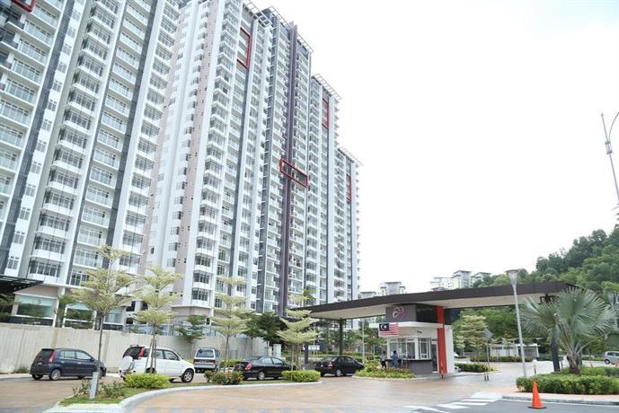 Palm Suites @ Dwiputra Putrajaya