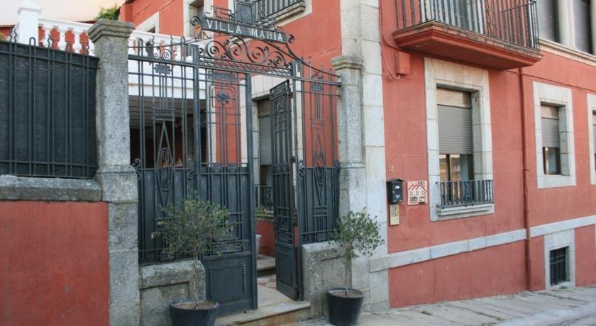 Villa Maria Fuentes de Bejar