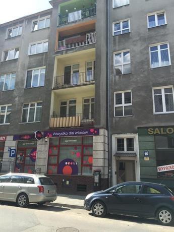Apartament w Centrum Olsztyn