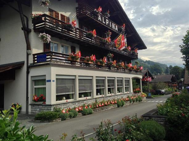 The Hotel Alpina Ringgenberg
