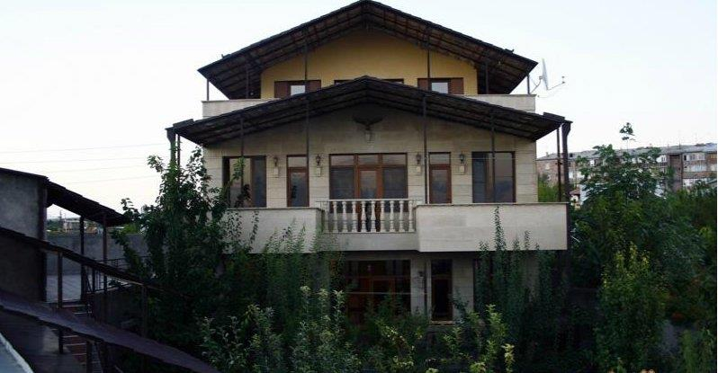 Villa with Ararat view