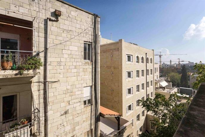 דירת D ירושלים