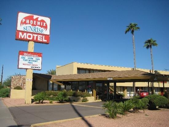 Phoenix Sunrise Motel