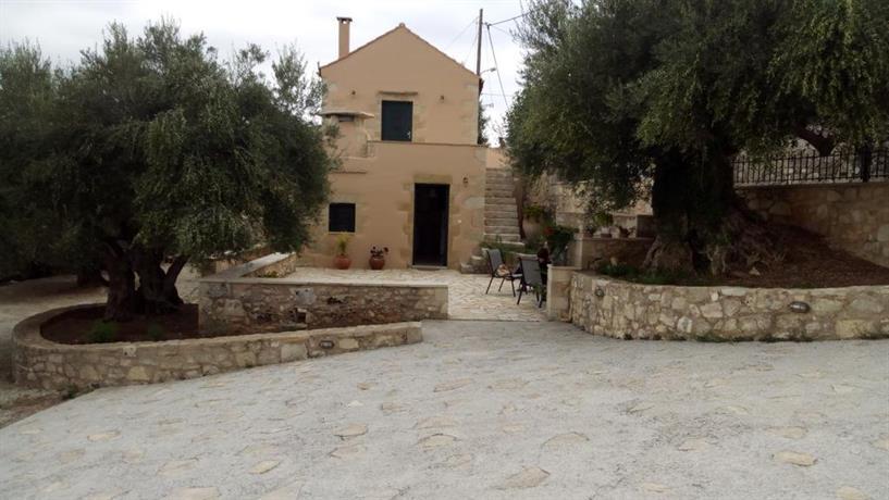 Tzitzifes Stone Mansion
