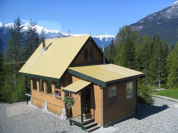John's Perch Mountain Cabin