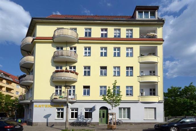 Hotel Berlin Prenzlauer Berg Dunckerstr