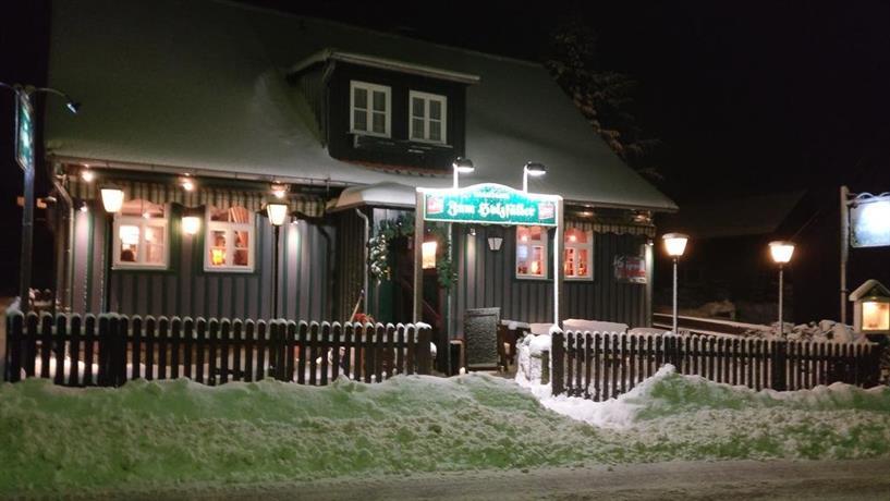 Hotel Garni Holzfaller Schierke