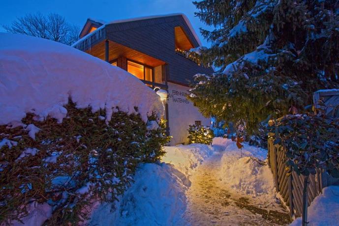 Ferienhaus am Mattenweg