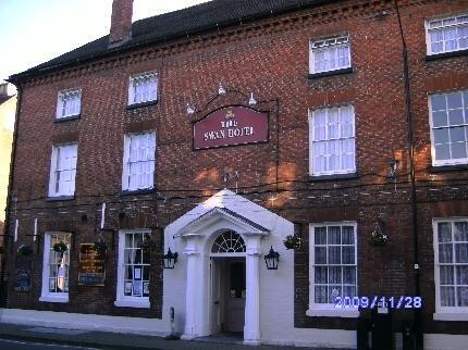 The Swan Hotel Alcester