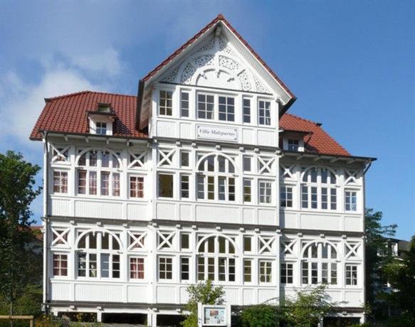 Hotel Villa Rugen Binz