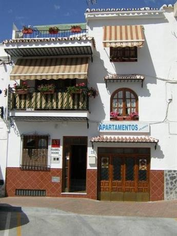 Apartamentos Isabel Nerja