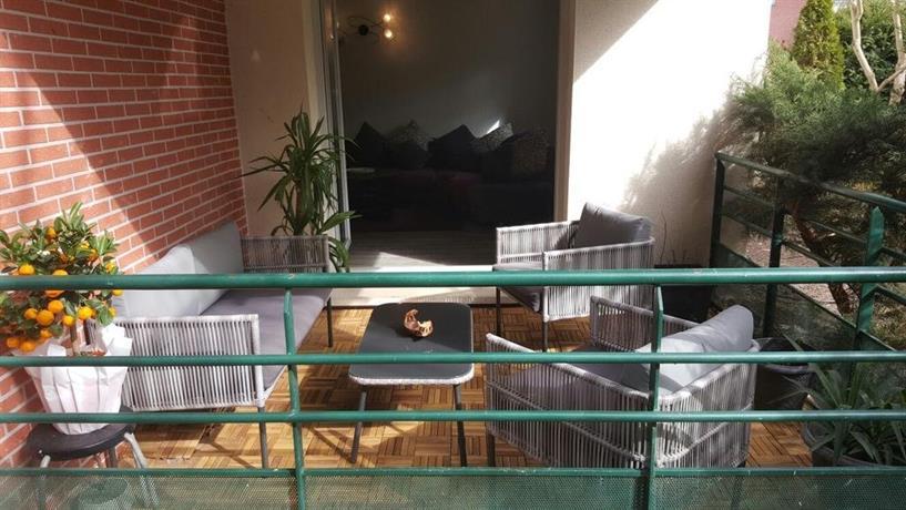 Cite Espace Apartment