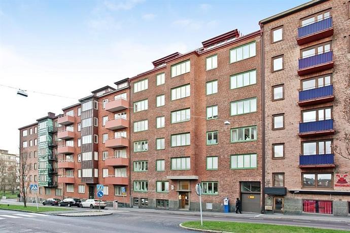Apartment Viktor Rydbergsgatan