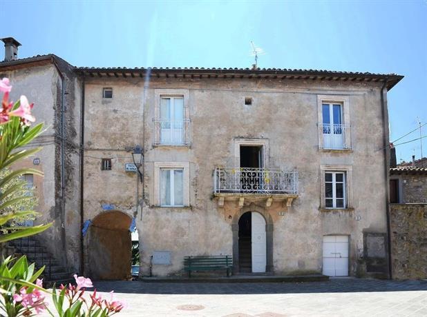 La Casa nel Borgo Castiglione in Teverina