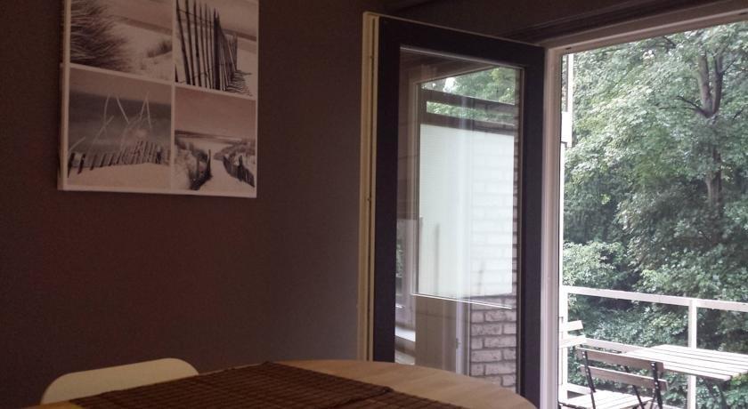 Brussels Roi Baudouin Apartment