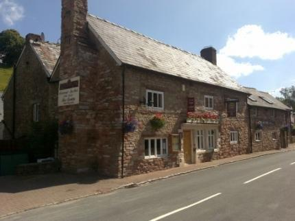The Butchers Arms Clearwell
