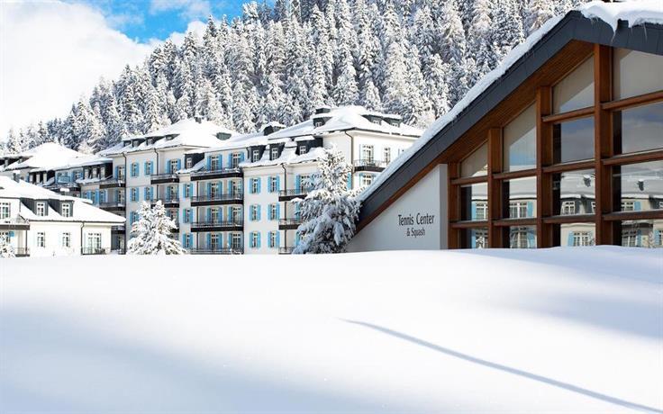 Kempinski Residences St Moritz