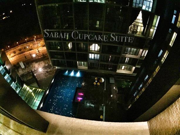 Sabah Cupcake Suite