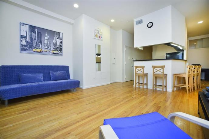 hip trendy apartments near times square nyc new york city