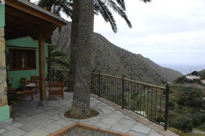 Casa rural Las Palmeras
