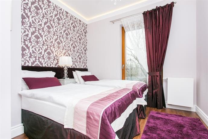 Diamonds Executive 2-bedroom Apartment