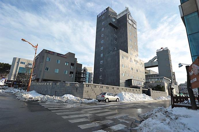 Vv Hotel Gangneung