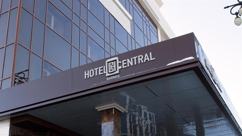 Hotel Centralny Barnaul