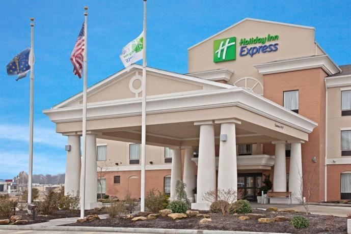 Holiday Inn Express VINCENNES Hazleton