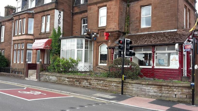 The Waverley Guest House Dumfries