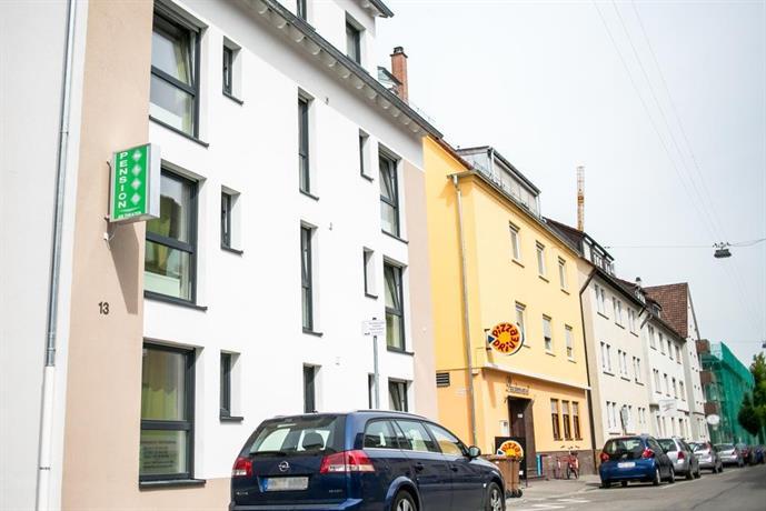 Pension am Theater Heilbronn