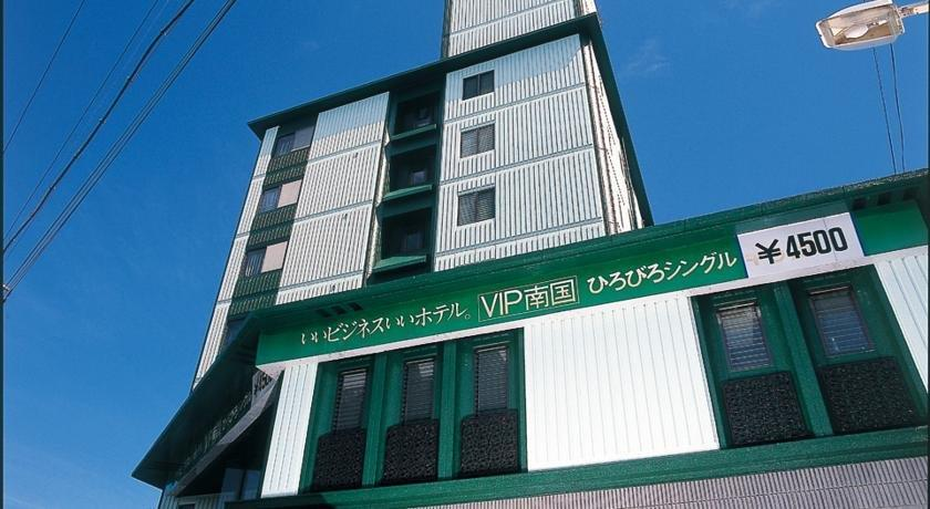 Shimonoseki Business Hotel VIP Nangoku