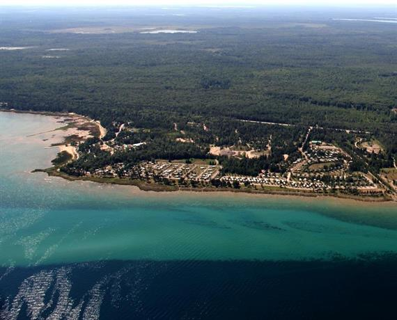 Image Result For Mackinaw City Map