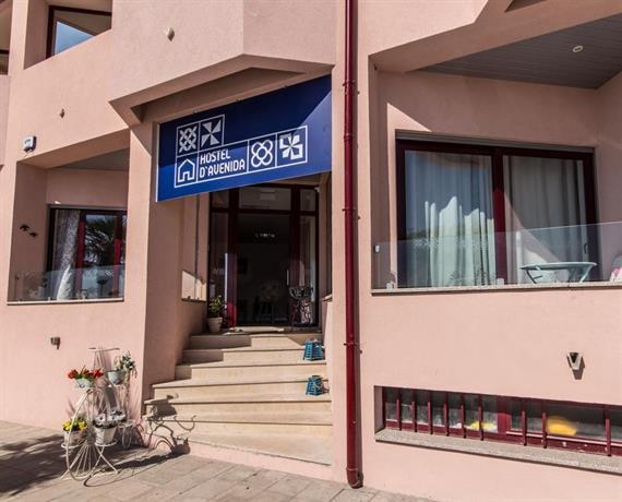 Hostel D'Avenida