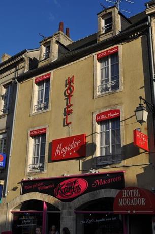 Le Mogador Bayeux