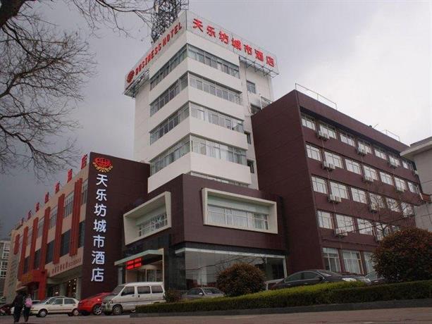 Tianlefang City Hotel