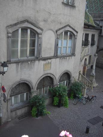 Les appartements du Koifhus