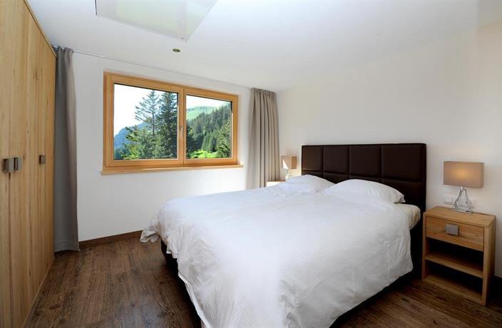 Appartement Rothornblick