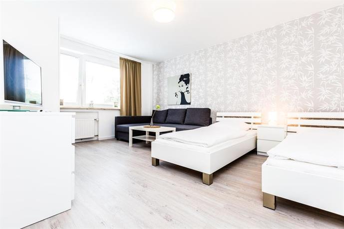 Cityfair Apartments Koln