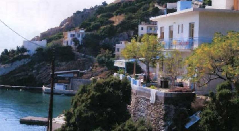 Aperanto Galazio Agios Kirykos