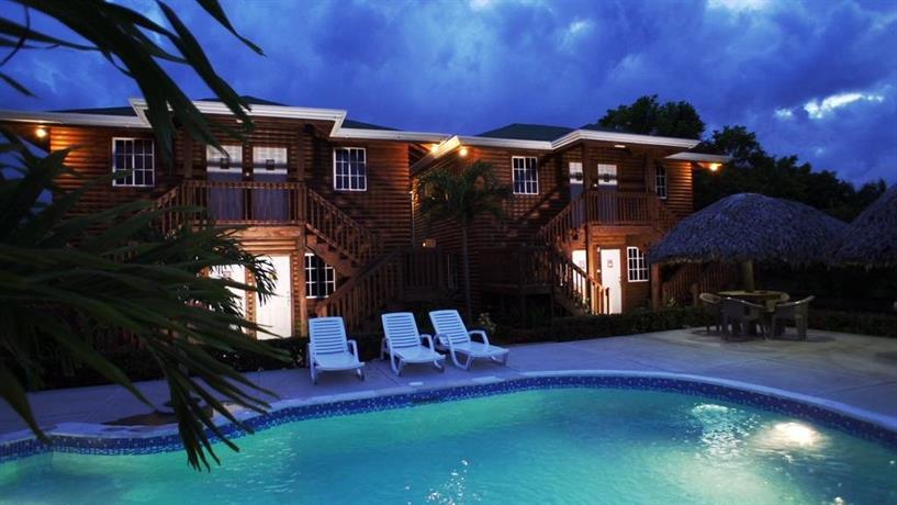 Hotel y cabanas playa caribe tela compare deals - Cabanas en la playa ...