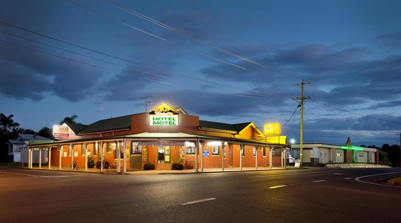 Lamington Hotel Motel - Detached Motel