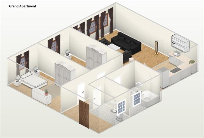 A&D Designer Homes - Astoria, Budapest - Compare Deals