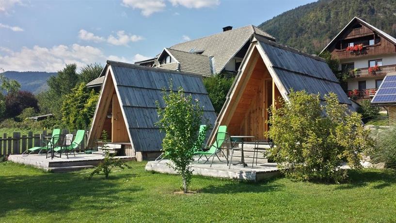 Garden ECO houses Cebelica, Srednja vas v Bohinju - Compare Deals