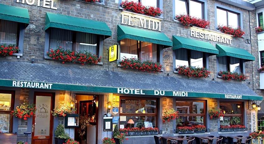 Hotel Du Midi La Roche En Ardenne