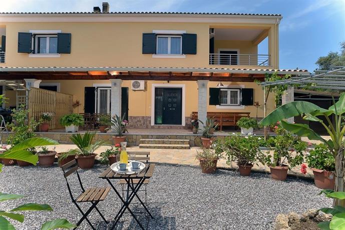 Villa Gaia Corfu Island