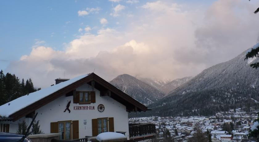 Berggasthof Karntner Alm Mittenwald