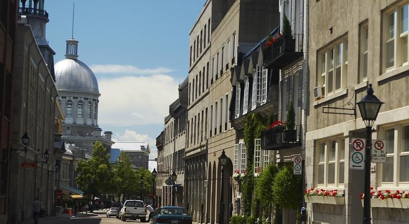 Cozy apartment in montreal 39 s heart confronta le offerte for Appart hotel montreal