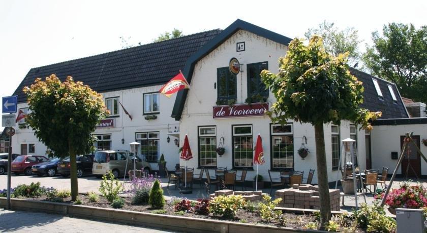 De Vooroever Hotel Cafe Restaurant